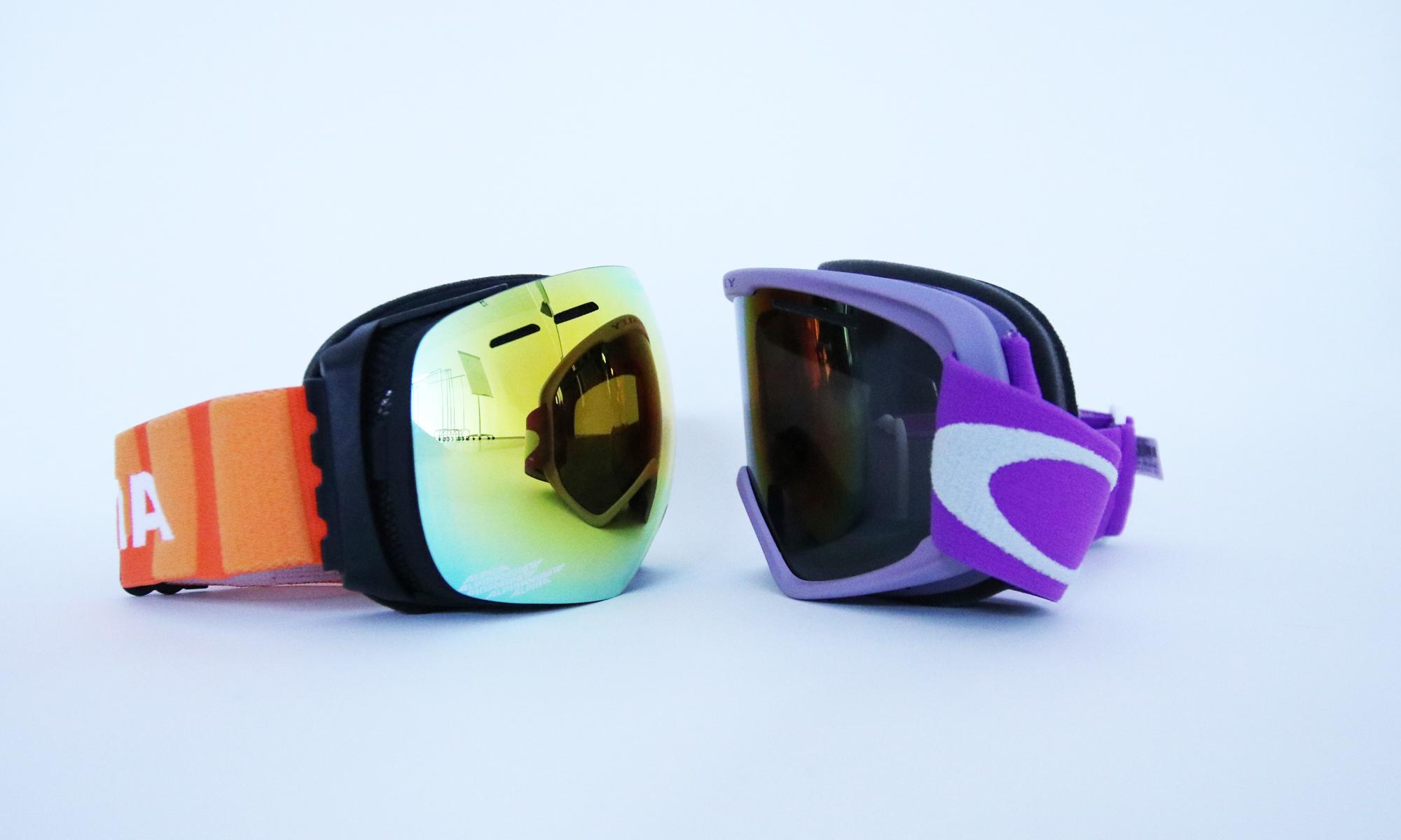 taille de masque de ski