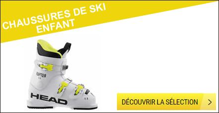 chaussures ski enfant