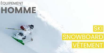 Achat ski occasion