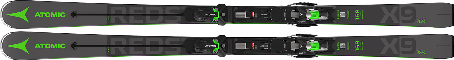 Atomic Redster X9 WB 2021