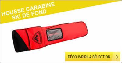 Housse carabine biathlon