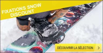 Fixations snowboard discount