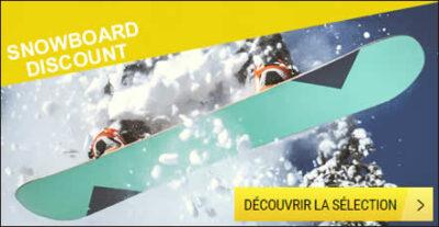 Snowboard discount
