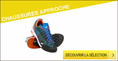 Chaussures approche