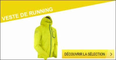 Veste de running